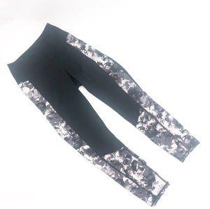 Gap floral printed high waisted leggings